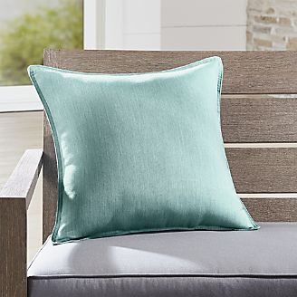 Outdoor Cushions & Outdoor Pillows | Crate and Barrel