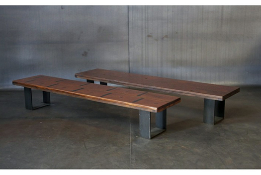 37 Remarkable Reclaimed Wood Benches