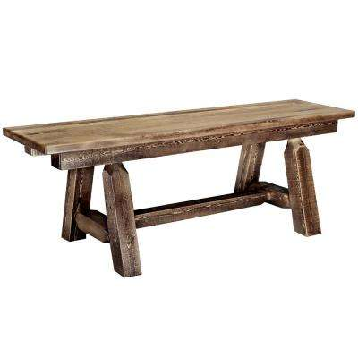 Rustic - Montana Woodworks - Entryway Benches & Trunks - Entryway