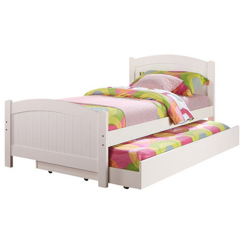 Wood White Kids Pull Out Bed, Size: 4 X 6 Feet, Rs 35000 /piece | ID
