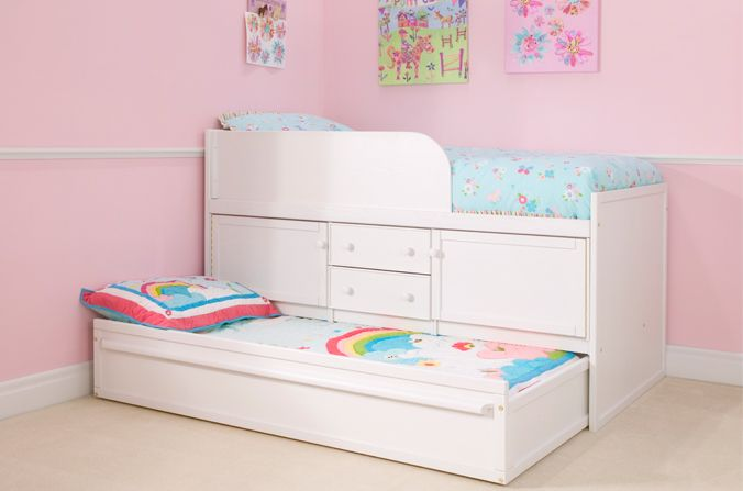 Our sleepover beds are perfect for when your child has friends round