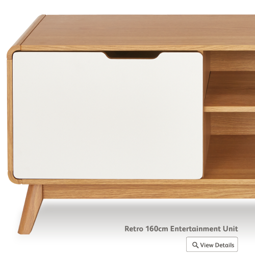 Discover The Retro Furniture Range From Fantastic Furniture