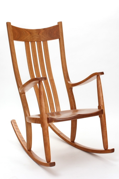 Rocking chairs | Award-winning, Handmade | The Weeks Rocker®