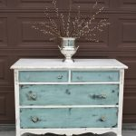 Shabby Chic furniture is popular – because the old looks simply cozy