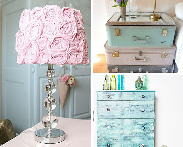 DIY-Bedroom-Projects-for-Women-DIY-Shabby-Chic-Furniture-Ideas - New