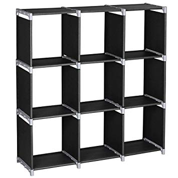 Amazon.com : Azadx Storage Cabinets, 3-Tier, Storage Cube Closet