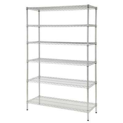 Freestanding Shelving Units - Shelving - The Home Depot
