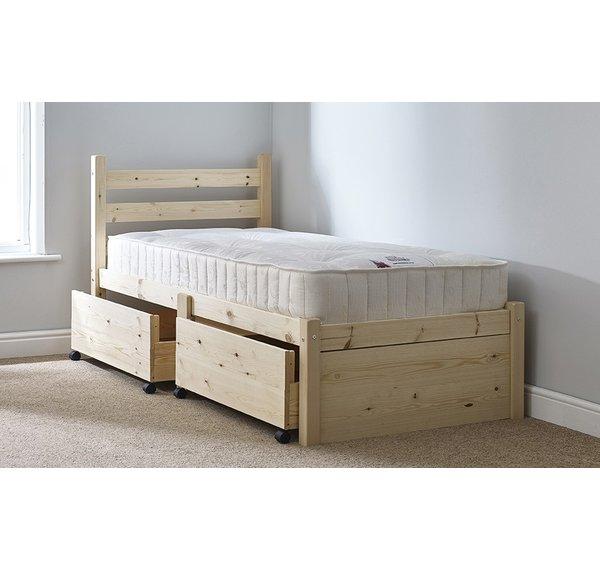 Adult Single Bed With Mattress | Wayfair.co.uk