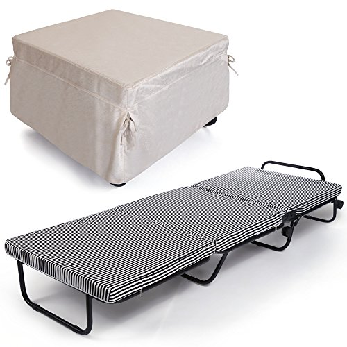 Buy Cheap Homdox-AF Single Folding Guest Bed Foldable Bed Cots with