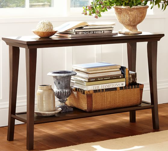 Metropolitan Console Table | Pottery Barn