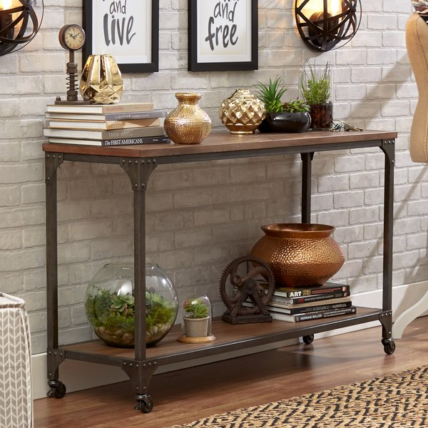 Mercury Row Mcgill Console Table & Reviews | Wayfair