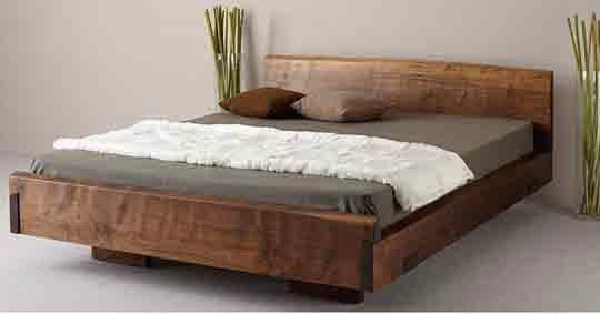 Solid Wood Beds by Ign Design | {new beginnings at the barn