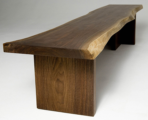 Solid Wood Bench - Bench Design for Your Ideas