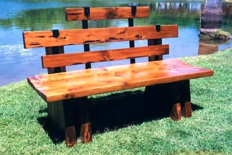 Solid Wood Bench With Storage - Listitdallas