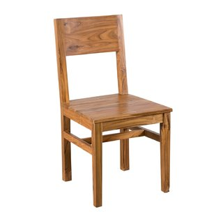Teak Wood Chairs | Wayfair