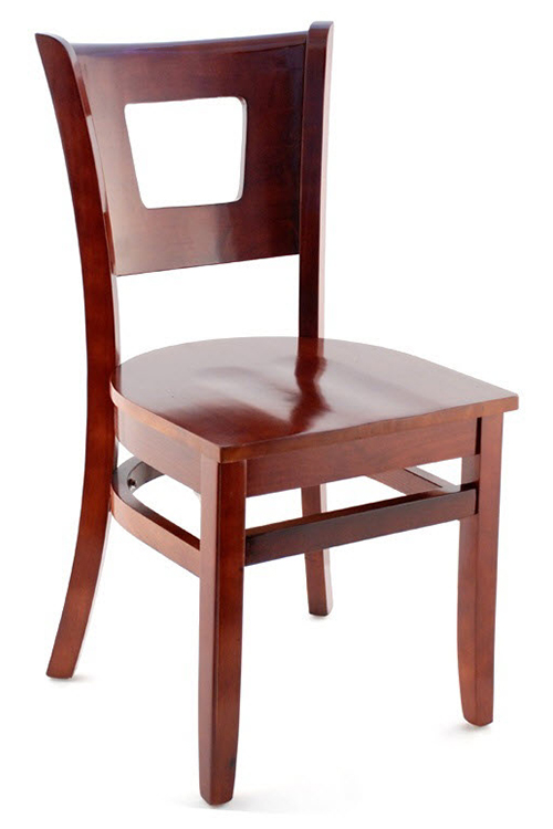 Premium Chicago Series Wood Chair | Seating Masters Restaurant Furniture