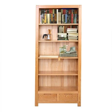 Bookcases Living Room Furniture Home Furniture oak solid wood