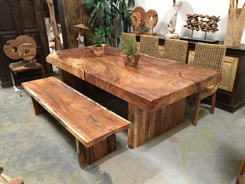 Solid Wood Tables 9