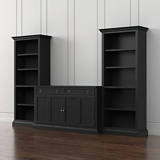 Solid Wood TV Stands | Crate and Barrel