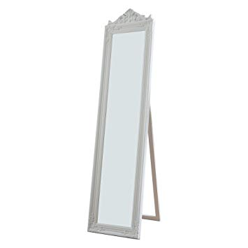 Amazon.com: Milton Greens Stars Camilla Wooden Standing Mirror with