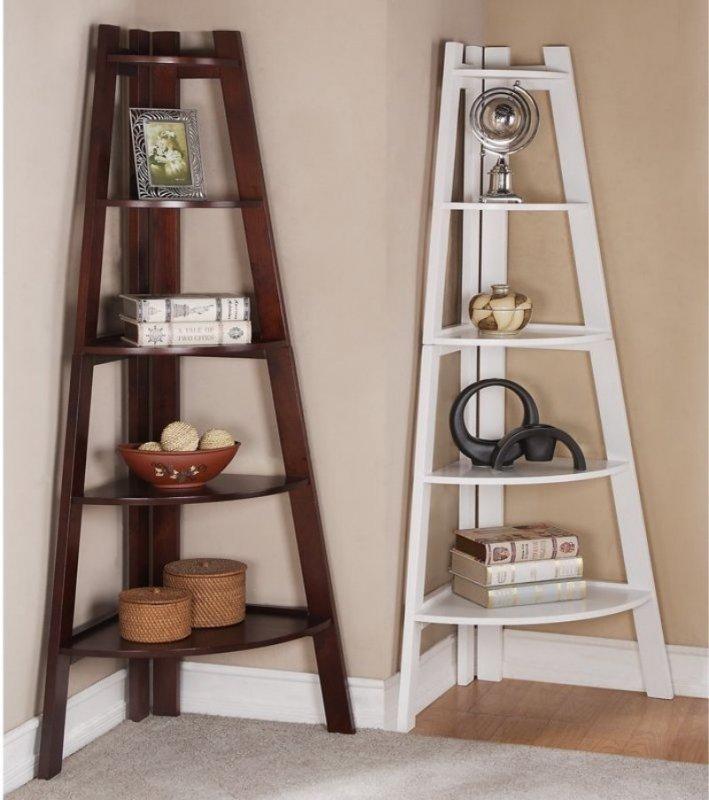 Free Standing Corner Shelves - Ideas on Foter