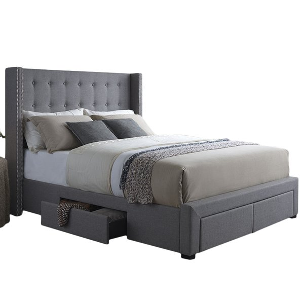 Storage Beds You'll Love | Wayfair