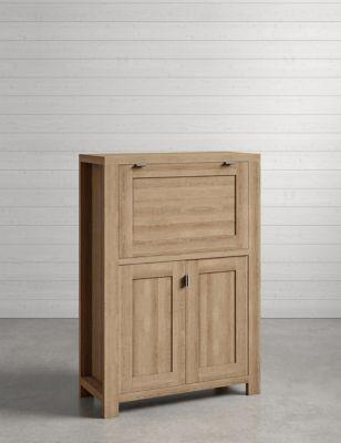 TV Stands & Units | Wooden Oak & Corner TV Cabinets | M&S