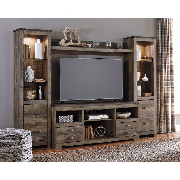 Entertainment Centers & Wall Mounted TV Entertainment Centers | RC