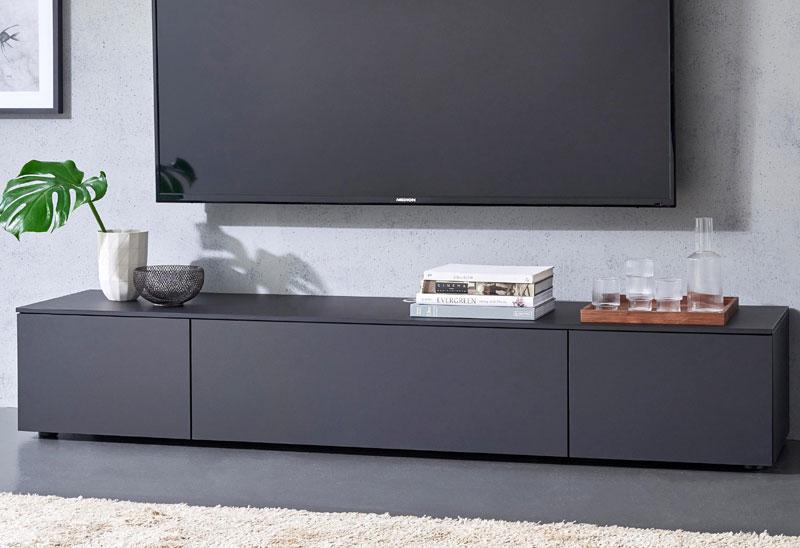 Spectral Next Exklusiv TV-Lowboard 200 cm-15-0141