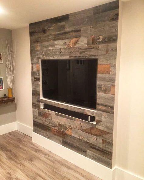 Resultado de imagen para TV walls   Living Space in 2018   Pinterest