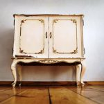 Vintage furniture: old-fashioned cosiness!
