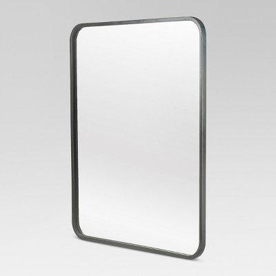 Metal Framed Wall Mirror (20