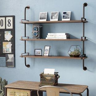 Wall Shelf Brackets | Wayfair
