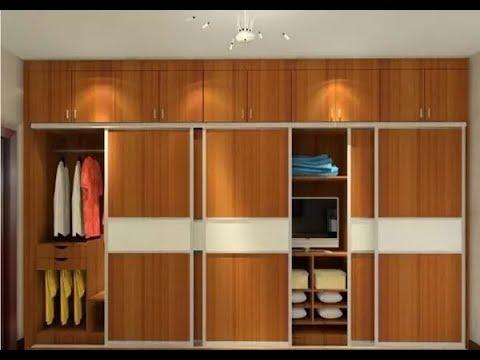 Cupboard | Wardrobe | Wall Cupboard | Corner Cupboard design - YouTube