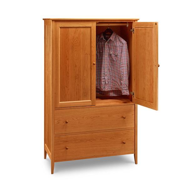 Shaker Wardrobe u2013 Chilton Furniture