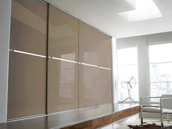 Minimalist Sliding Wardrobe Doors | Sliding Wardrobe World™