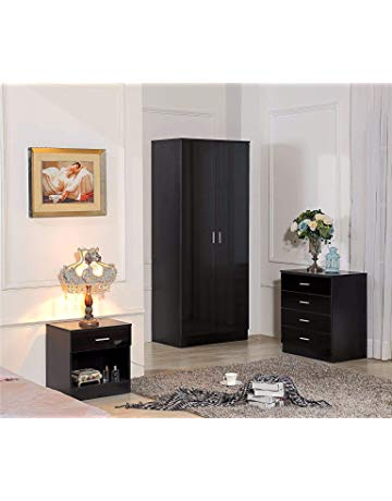 Amazon.co.uk: Bedroom Wardrobe Sets: Home & Kitchen