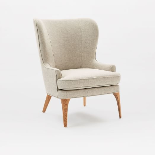 Owen Wing Chair | west elm
