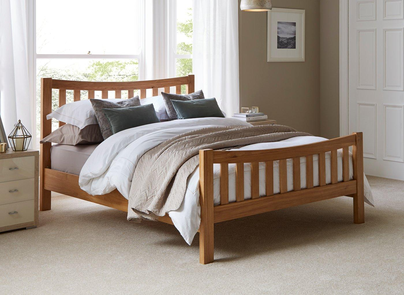 Sherwood Wooden Bed Frame | All Beds | Beds | Dreams