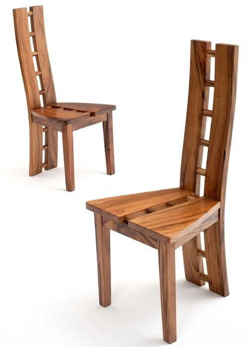 Wooden Chairs 5