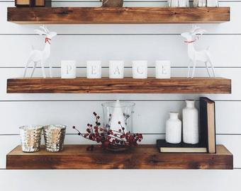 Wooden Shelves 1