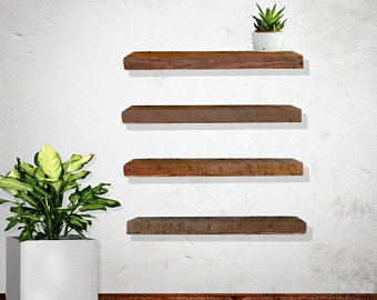 Wooden Shelves 9