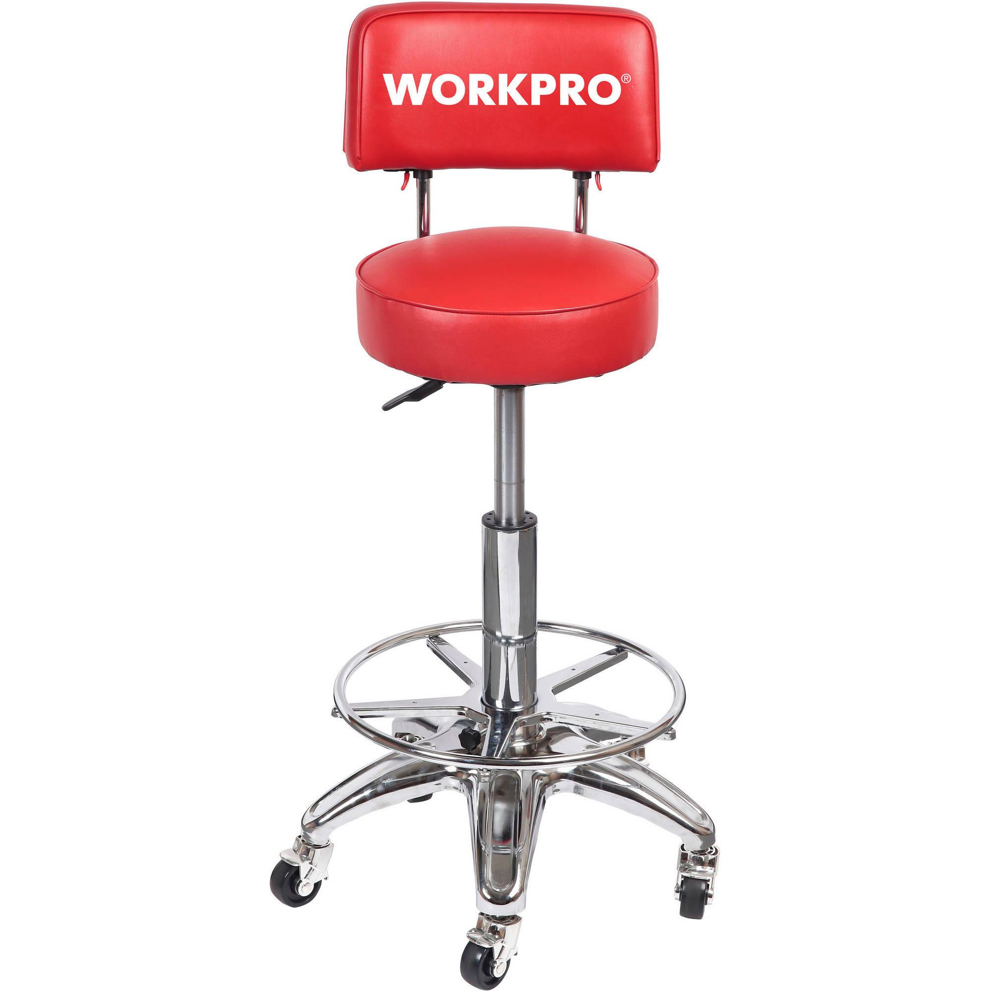 Work Pro Shop Stool - Walmart.com