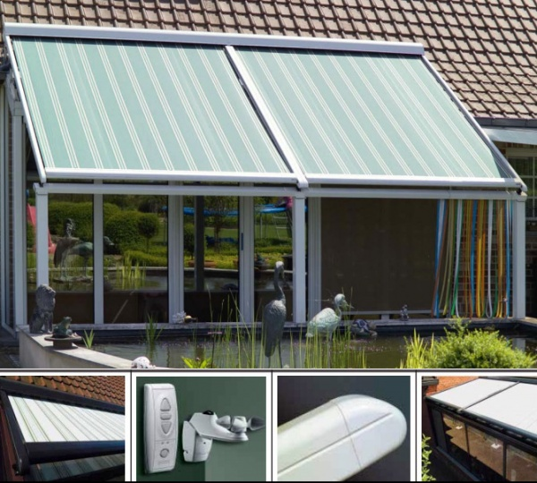 Awning For Conservatory 2