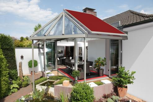 Conservatory awnings | markilux