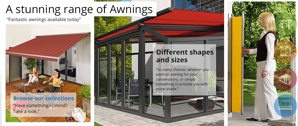 Conservatory Awnings Cornwall
