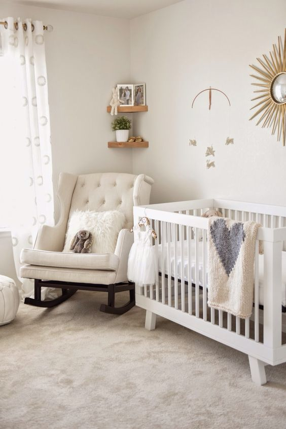 33 Gender Neutral Nursery Design Ideas You'll Love