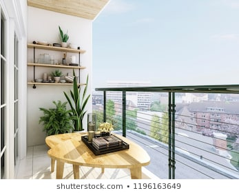 Balcony Images, Stock Photos & Vectors | Shutterstock