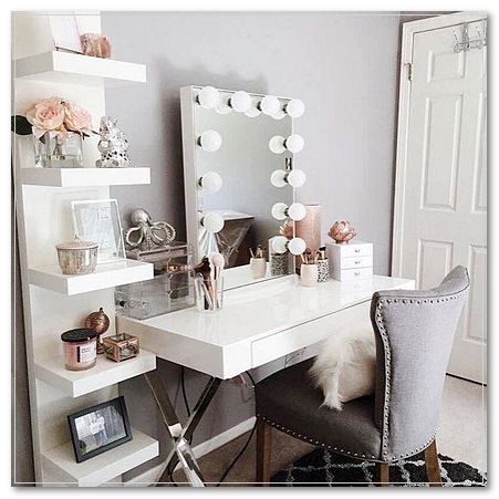 Beautiful Dressing Tables Ideas For Your Home | Rustics & Log Furniture