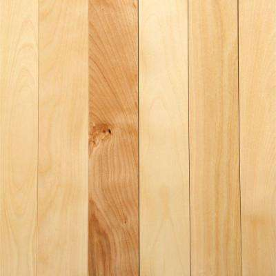 Birch - Hardwood Samples - Hardwood Flooring - The Home Depot